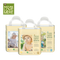 NATURE LOVE MERE Bamboo&Corn Pants Diaper(1Box: 4Packs) Size: L/XL/Jumbo