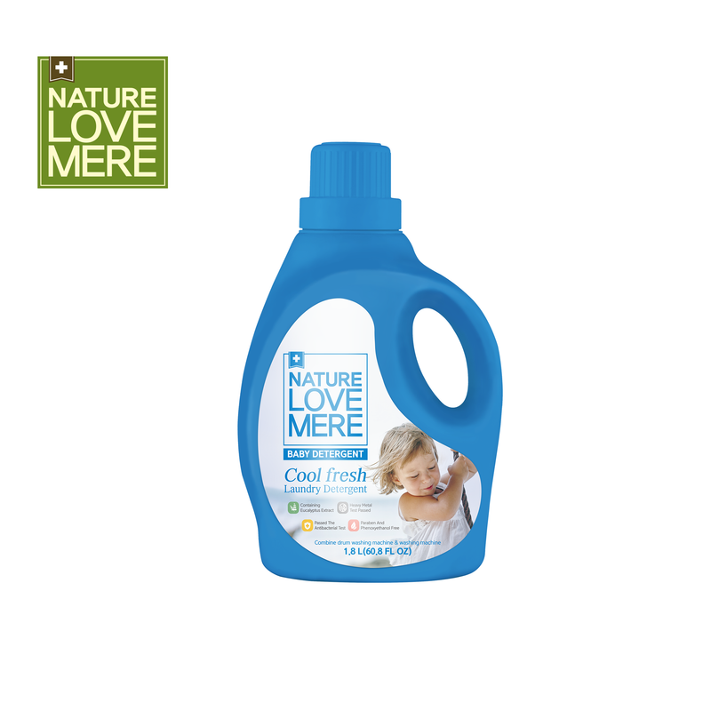 NATURE LOVE MERE Cool Fresh Laundry Detergent Container Type(1,800ml)