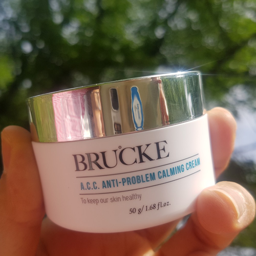 BRUCKE A.C.C. Anti-Problem Calming Cream - Dotrade Express. Trusted Korea Manufacturers. Find the best Korean Brands