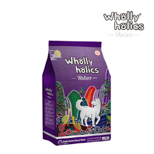 Wholly holics Nature Organic Duck 1.6kg