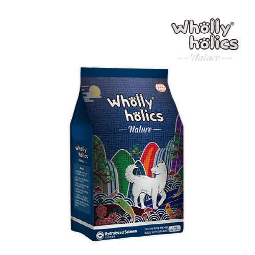 Wholly holics Nature Organic Salmon 1.6kg
