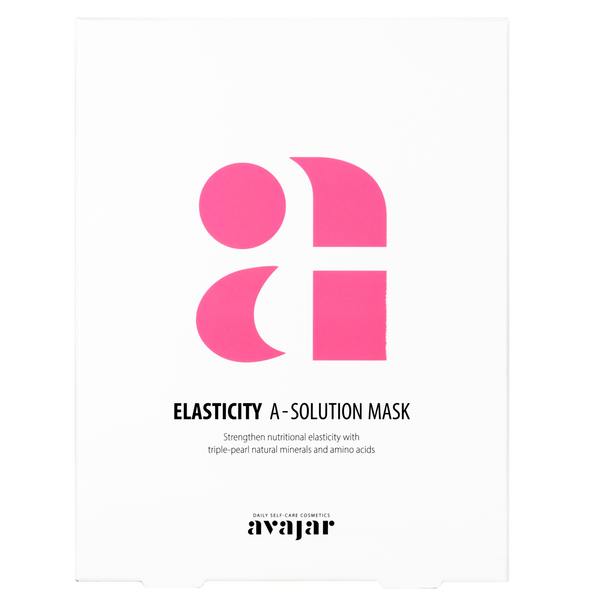 AVAJAR ELASTICITY A-SOLUTION MASK (10EA) - Dotrade Express. Trusted Korea Manufacturers. Find the best Korean Brands