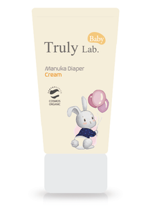 USDA ORGANIC Truly Lab for Baby Manuka Diaper Cream 70ml