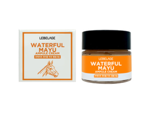 LEBELAGE Waterful mayu ampule cream