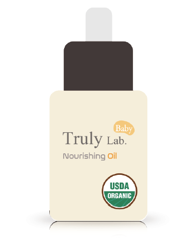 USDA ORGANIC Truly Lab for Baby Nourishing Oil 15ml