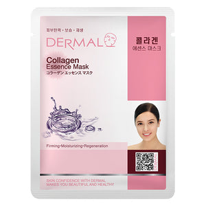 Wholesale DERMAL Collagen Essence Mask | FOB Korea: US$0.31 x MOQ : 1,200 Pieces