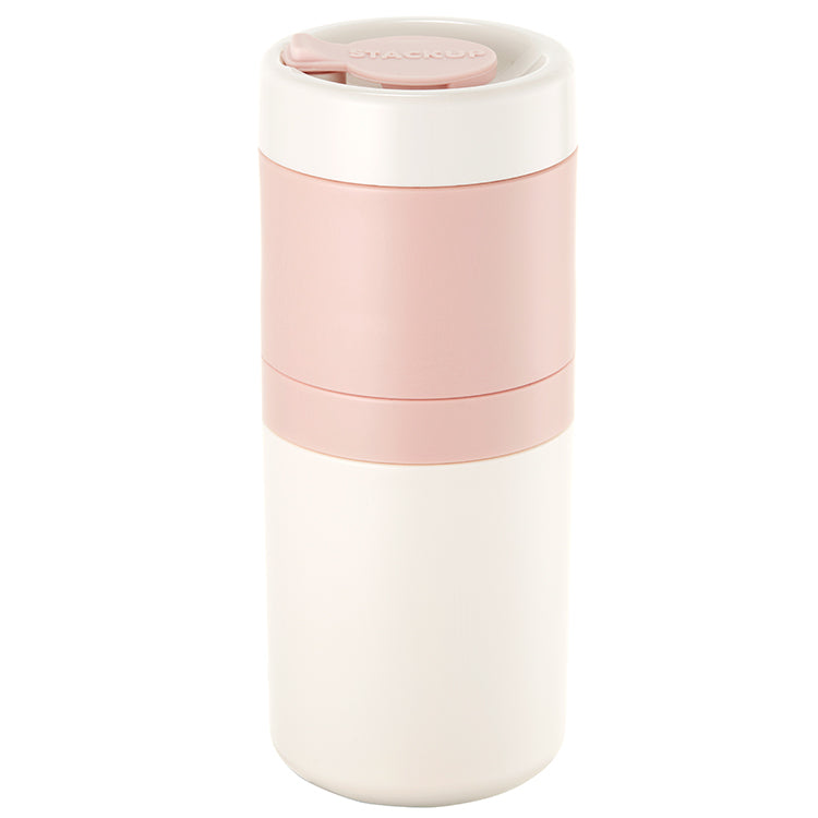Block Bottle Baby Bento Box Pink White Navy Khaki Japanese Lunch Box Kit Multi-Compartment, Leak-proof Bento Lunch Box Meal Prep Containers with Utensils Bento Boxes for Adults Kids