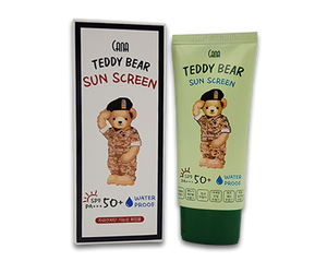 CANA Teddy Bear Sun Cream SPF50+  PA+++ Water Proof