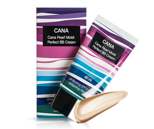 CANA Pearl Moist Perfect BB/CC Cream