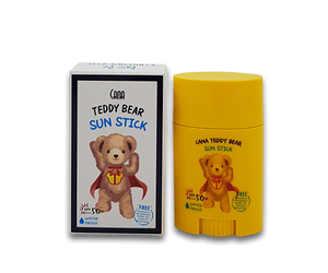 CANA Teddy Bear Sun Stick