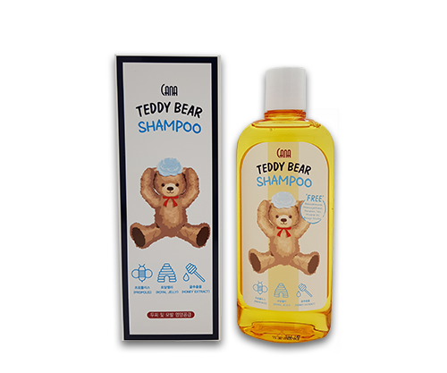 CANA Teddy Bear Shampoo - Dotrade Express. Trusted Korea Manufacturers. Find the best Korean Brands