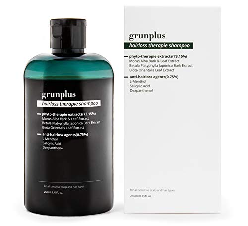Grunplus Hairloss Shampoo 250 ml - Mulberry Scent - Dotrade Express. Trusted Korea Manufacturers. Find the best Korean Brands
