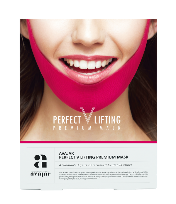 AVAJAR Perfect V LIFTING Premium Mask (1EA) - Dotrade Express. Trusted Korea Manufacturers. Find the best Korean Brands