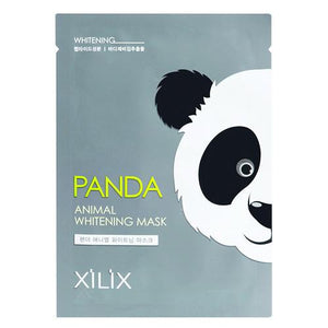 DERMAL PANDA ANIMAL WHITENING MASK 1 Box (10 sheets) 250g