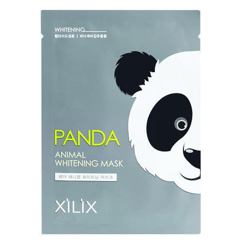 DERMAL PANDA ANIMAL WHITENING MASK 1 Box (10 sheets) 250g - Dotrade Express. Trusted Korea Manufacturers. Find the best Korean Brands