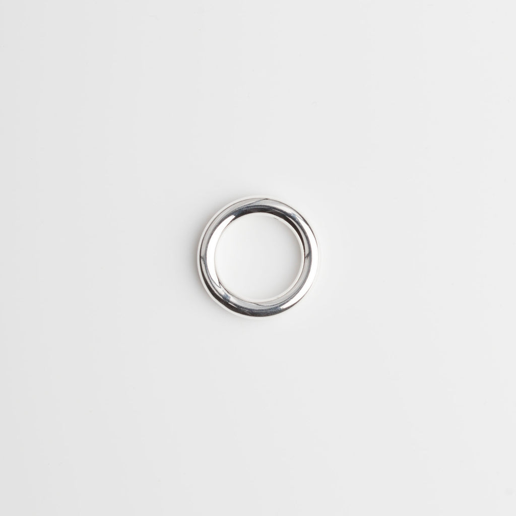 Thick Ring - Silver
