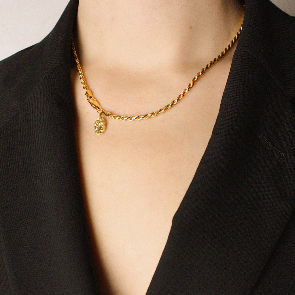 Twisted Chain - Gold Vermeil
