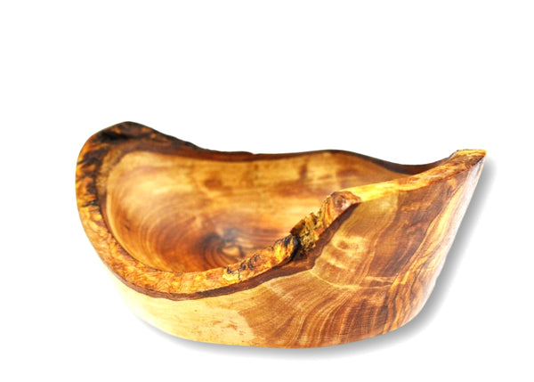 Olive Wood wooden small rustic appetizer serving dish By MR OLIVEWOOD® Wholesale Manufacturer Supplier USA canada