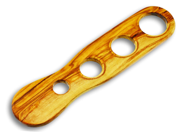 olive wood wooden spaghetti doser by MR OLIVEWOOD® wholesale USA & Canada