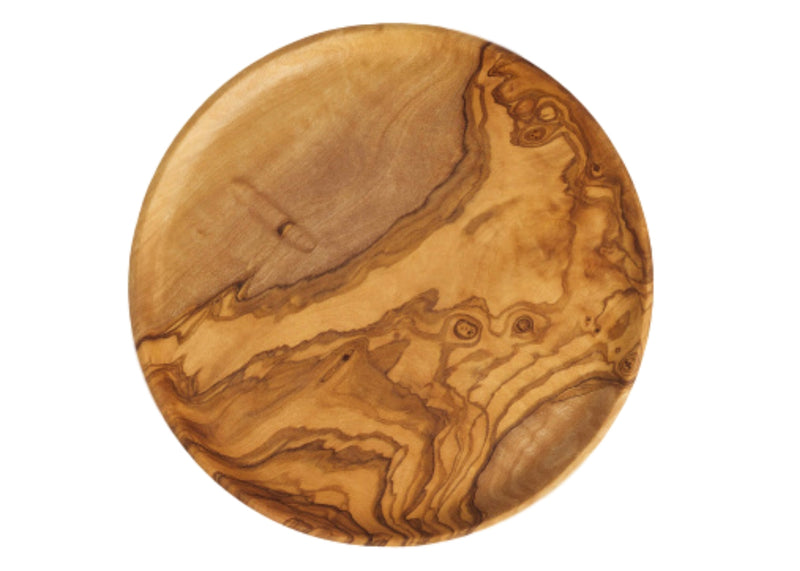 Olive Wood wooden plate saucer platter tray By MR OLIVEWOOD® Wholesale Manufacturer Supplier USA canada