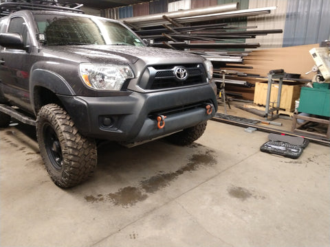 '05  thru '15 Tacoma Front Crash Bar