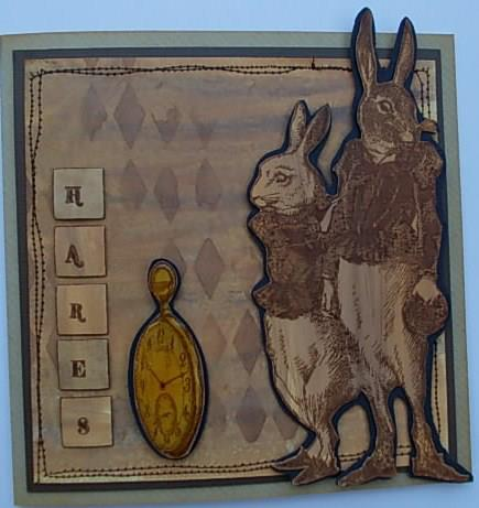 5068 Large Handsome Hares