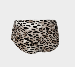 Jungle Leopard Hot Yoga Pants - Aloki Athletica