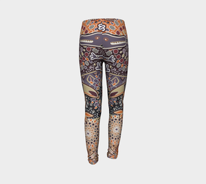 Spirit Earth Kids Leggings - Aloki Athletica