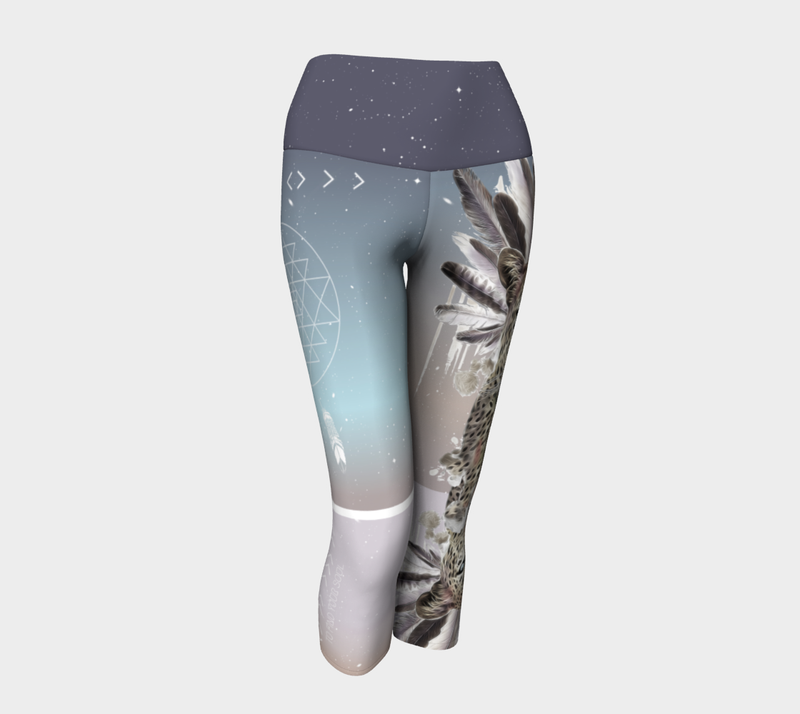 Wild Tribe LIMITED EDITION Yoga Capris