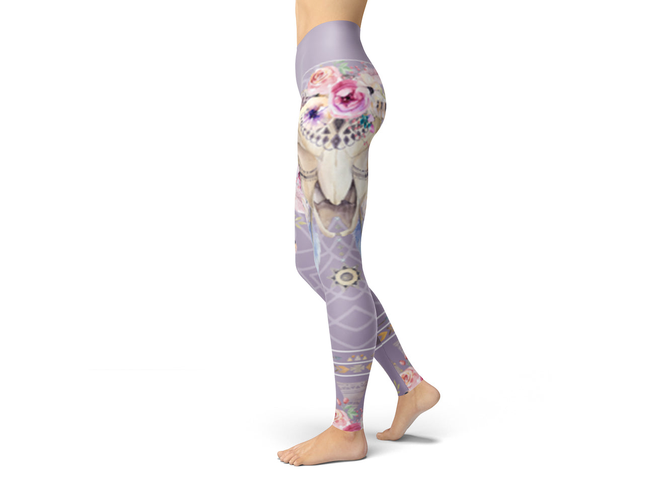 Bohemian Maeve Yoga Pants - Aloki Athletica