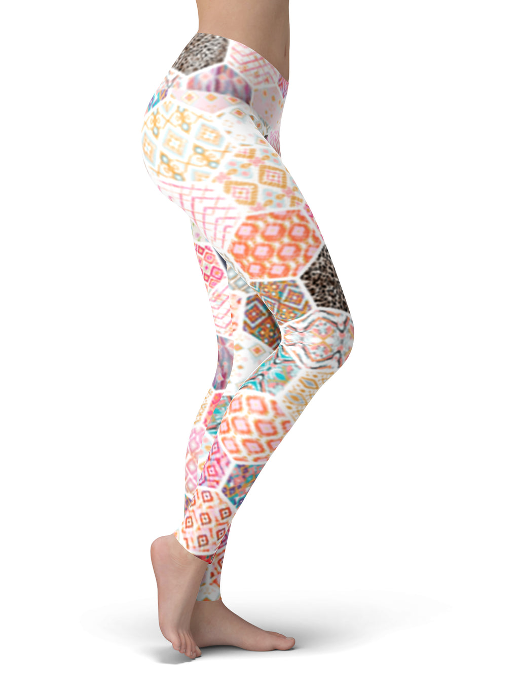 Spirit Kaleidoscope Yoga Pants