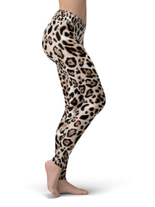 Jungle Leopard Yoga Pants