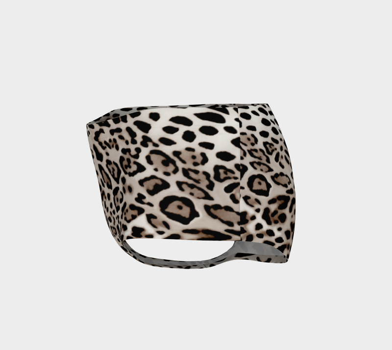 Jungle Leopard Hot Yoga Pants