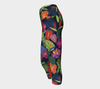 Jungle Floral Yoga Capri