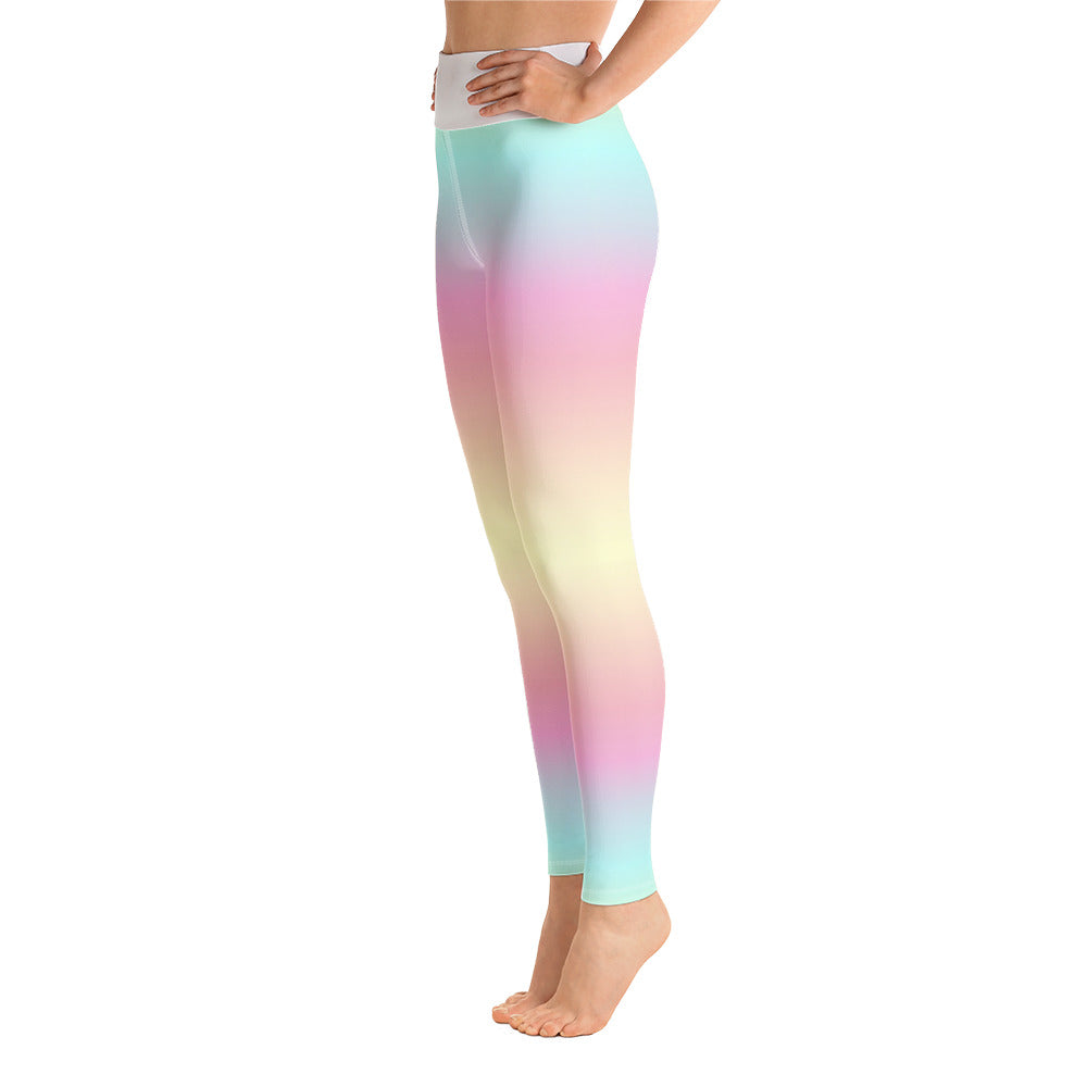 Lollipop Yoga Leggings - Aloki Athletica