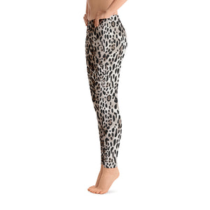 Leopard Leggings - Aloki Athletica