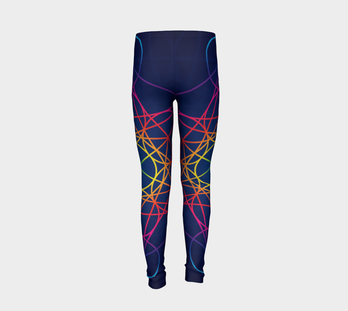 Metricon Kids Swim Leggings - Aloki Athletica