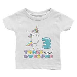 Third Birthday Shirt