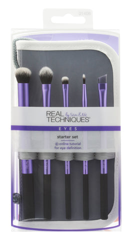 REAL TECHNIQUES EYES STARTER SET