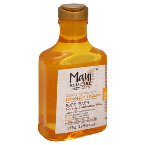 Maui Moisture Pineapple Papaya Body Wash