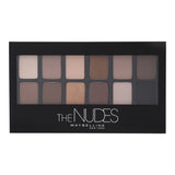 Maybelline Palette The Nudes Eye Shadow