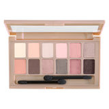 Maybelline Palette The Blushed Nudes Eye Shadow