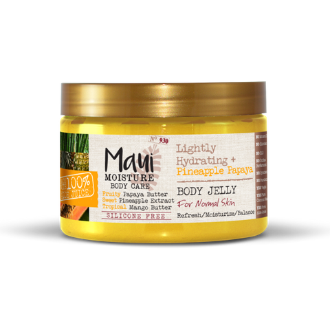 Maui Moisture Pineapple Papaya Body Jelly