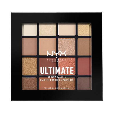 NYX PROF. MAKEUP Ultimate Multi-Finish Shadow Palette