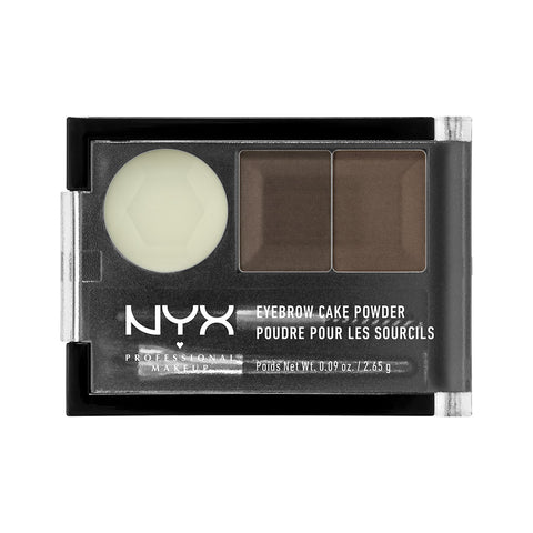 NYX PROF. MAKEUP EYEBROW CAKE POWDER