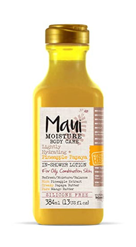 Maui Moisture Pineapple Papaya In-shower-lotion