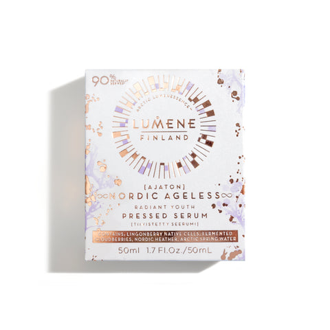 Lumene Ajaton Nordic Ageless Radiant Youth Day Cream Spf 30