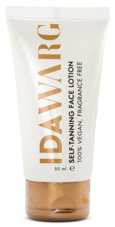 Ida Warg Self-tanning Body Lotion