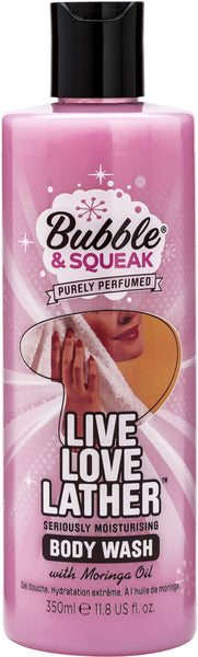 Bubble&squek body wash