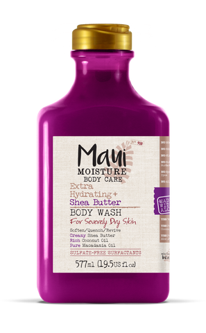 Maui Moisture Shea Butter Body Wash